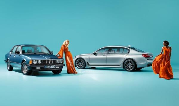 BMW 7 Series 2017 Edition 40 Jahre  ใหม่