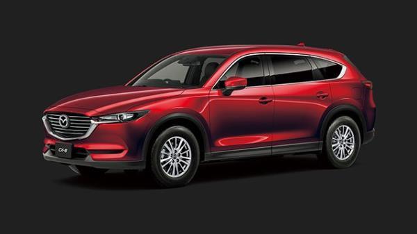 รุ่นย่อย Mazda CX-8 XD