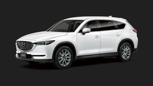 รุ่นย่อย Mazda CX-8 XD PROACTIVE