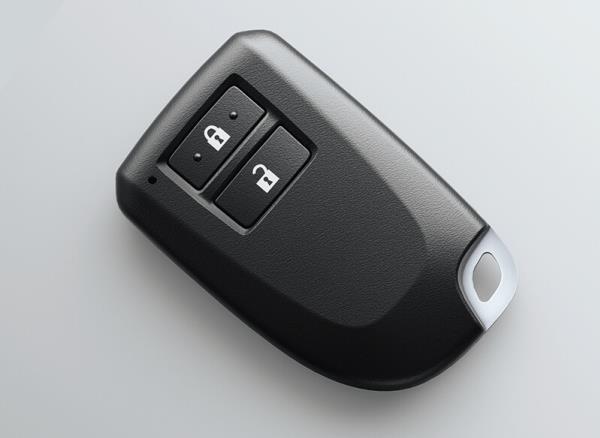 กุญแจควบคุมรถป้องกันการจารกรรม เฉพาะรุ่น G และ E