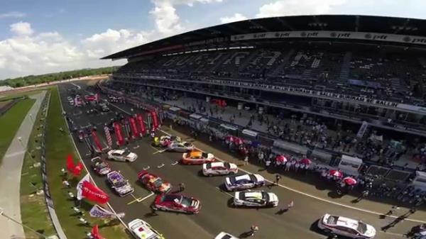 สนามแข่งรถระดับโลกแห่งแรกในประเทศไทย