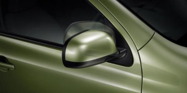 กระจกมองข้างพับเก็บอัตโนมัติเมื่อล็อครถรุ่น EL CVT