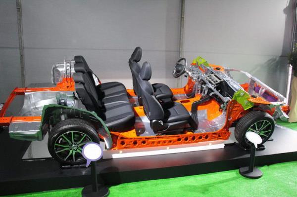 ติดตั้งระบบขับเคลื่อนสี่ล้อแบบสมมาตร (Symmetrical All-Wheel Drive)