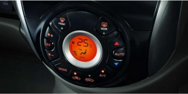 ระบบปรับอากาศอัตโนมัติช่วยกระจายความเย็นให้ทั่วถึง