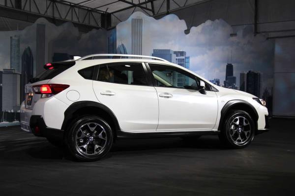 เปิดตัว The All-New Subaru XV Crossover 2018