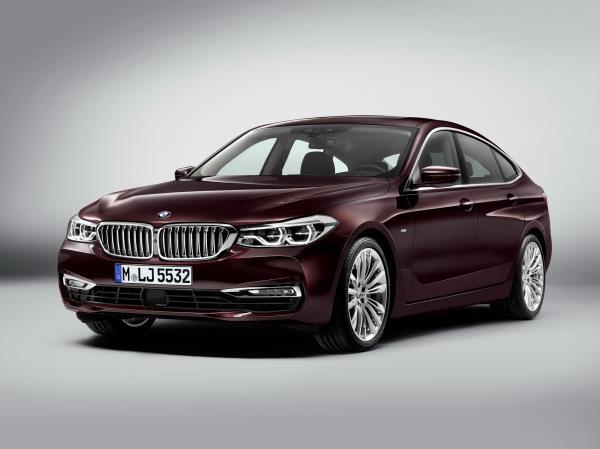 โฉมหน้า BMW 6GT