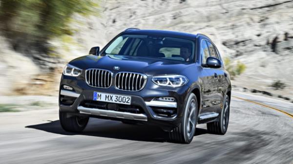 BMW เตรียมเปิดตัวรุ่นใหม่ X3