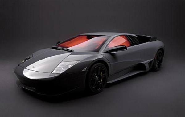 Lamborghini Murcielago LP640 ของจริง
