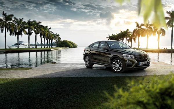 ราคา บีเอ็มดับบลิวเอ็กซ์ 6 (BMW X6) เดือนตุลาคม 2017