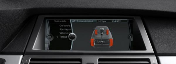 ปรับแชสซีอันชาญฉลาดพร้อมระบบขับเคลื่อนสี่ล้ออัจฉริยะ (xDrive)