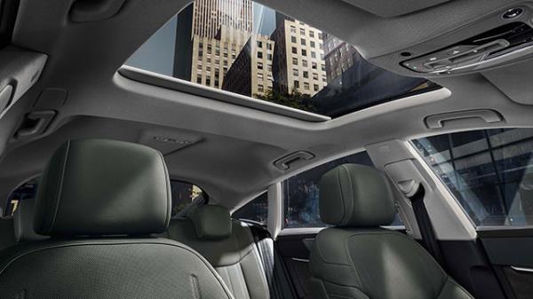 การออกแบบภายในห้องโดยสาร Audi A7 2017 ใหม่