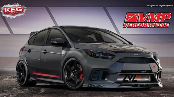 Ford Focus RS TriAthlete
