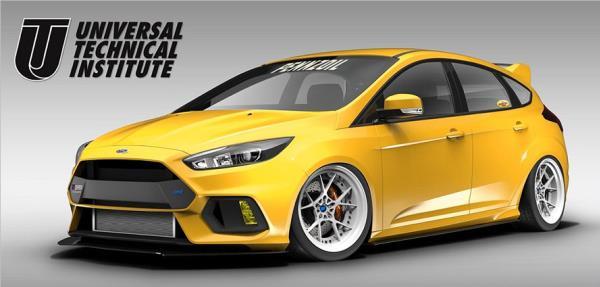 Universal Technical Institute : Focus RS