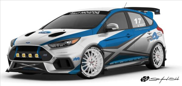 Rally Innovations : Focus RS