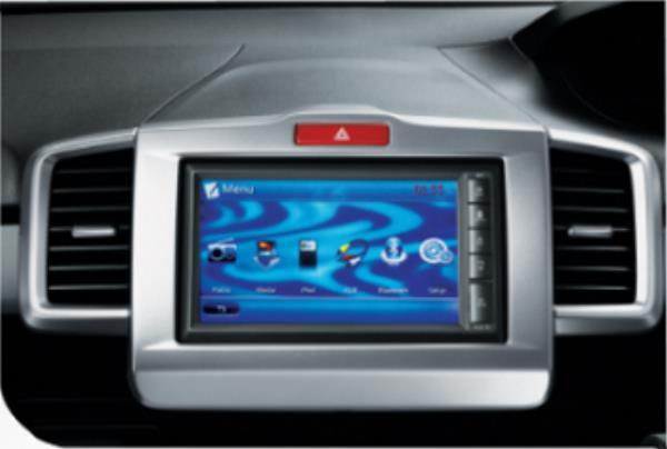วิทยุ MP3 พร้อมจอ LCD ระบบสัมผัส Bluetooth
