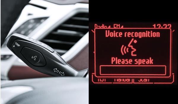 ระบบสั่งงานด้วยเสียง (Voice Control) เพื่อใช้งาน เครื่องเล่น MP3 วิทยุ CD iPod