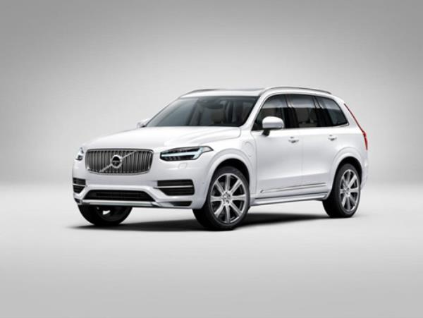 ราคา All New Volvo XC90 เดือนพฤศจิกายน 2560