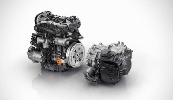 เครื่องยนต์เบนซินขนาด 2.0 ลิตร 1,969 ซีซี. 4 สูบ รีดกำลังได้ที่ 407 แรงม้า พร้อมระบบ Plug-in Hybrid