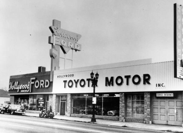 Toyota สหรัฐอเมริกา