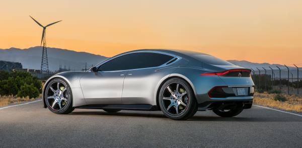 Fisker คาดว่าจะผลิตรถยนต์ที่เป็นแบตเตอรี่แข็งออกจำหน่ายปี 2023