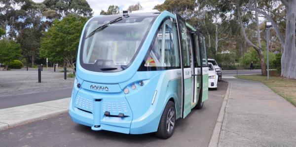 รถบัสไร้คนขับ เทคโนโลยีใหม่ ที่ตอบสนองไลฟ์สไตลคนยุคปัจจุบัน