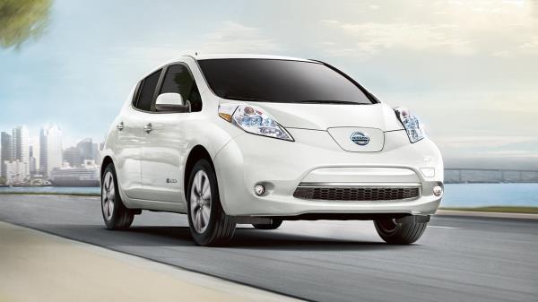 Nissan Leaf รถยนต์พลังงานไฟฟ้า