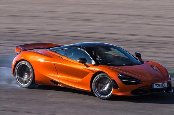 McLaren 720S สวยทุกมุมมอง