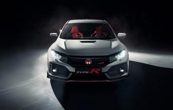 การออกแบบภายนอกของ Honda Civic Model 2018
