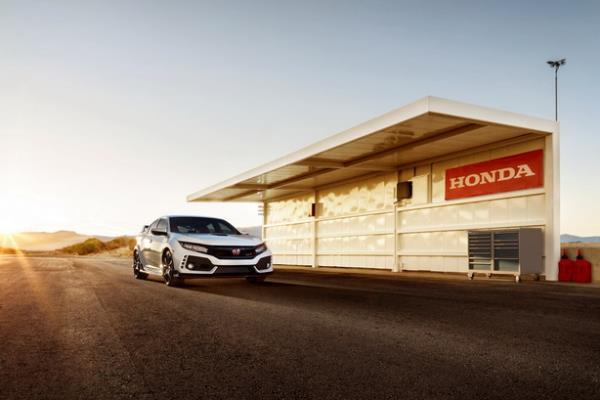 Honda Civic Model 2018