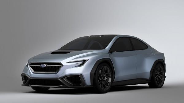 Subaru VIZIV Performance 2017