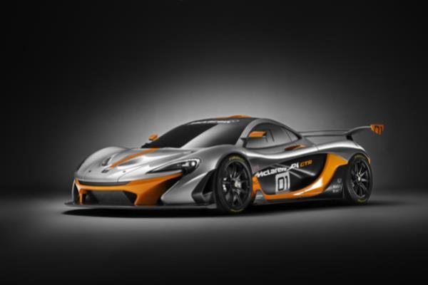 รูปลักษณ์ GTR McLaren P1 ซุปเปอร์คาร์ สายพันธุ์โหด ที่โลกรอคอย