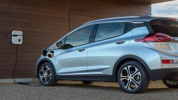 Chevrolet Bolt  รถยนต์ไฟฟ้าขนาดกะทัดรัด