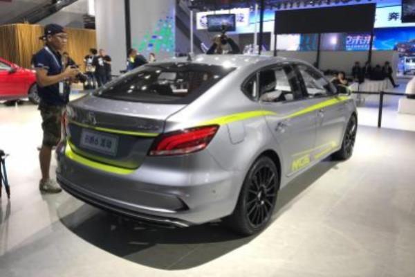 MG6 plug-in hybrid จะเริ่มจำหน่ายในจีนภายในปี 2017 นี้