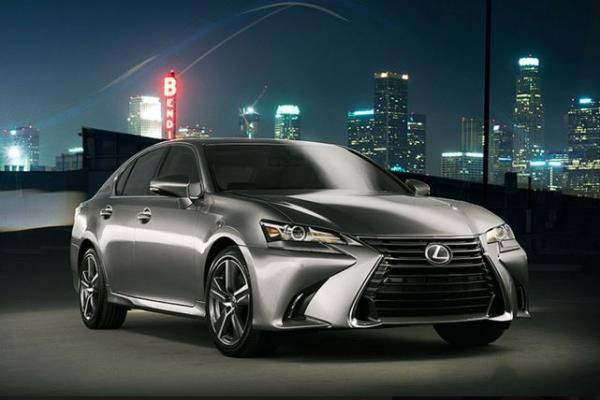 2017 Lexus GS Hybrid