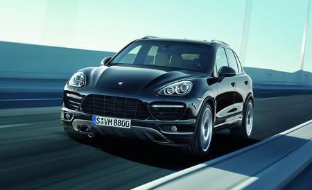 SUV โฉบเฉี่ยว ดุดัน รั้ง อันดับที่ 2 กับ พอร์ช คาเยนน์ เทอร์โบ (Porsche Cayenne Turbo)