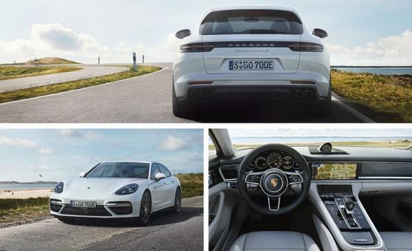 สุดยอดยานยนต์ขุมพลังไฮบริด Porsche Panamera Turbo S E-Hybrid Sport Turismo