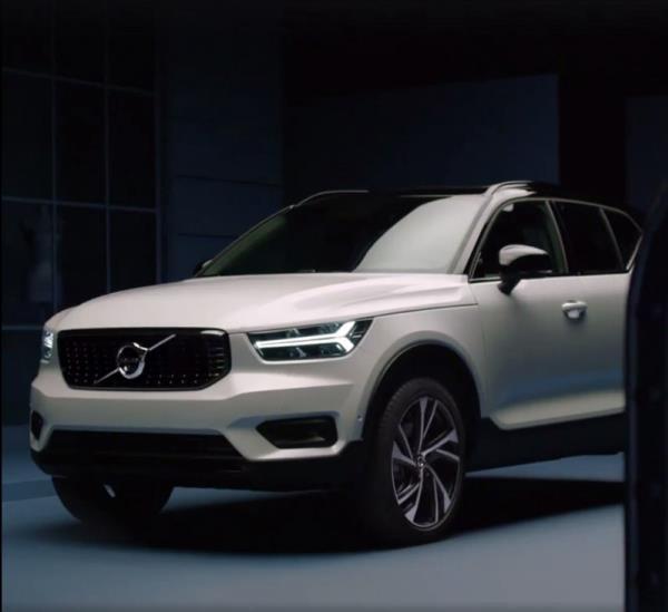 Volvo XC40 รถอเนกประสงค์ที่จะคลอด ทั่วยุโรปในไม่ช้านี้