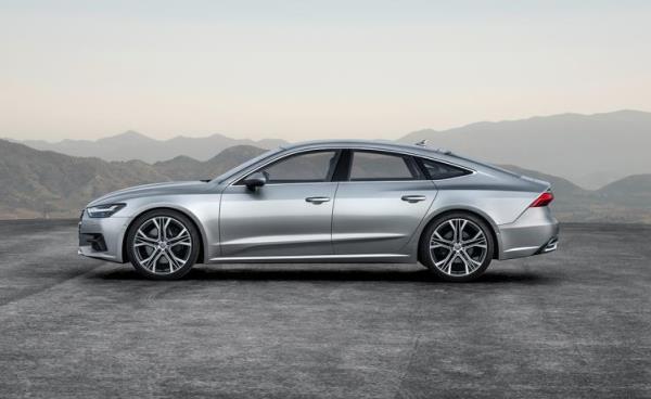 """ความเรียบหรูมีระดับของ """"ออดี้""""  Audi  A7 Sportback"""
