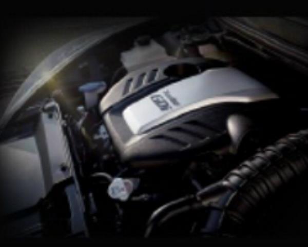 เครื่องยนต์ C4FJ 1.6 ลิตร Turbo GDI DOHC 16V D-CVVT ในรุ่น Veloster Sport Turbo
