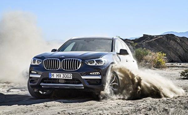BMW X3 ปี 2018 ใหม่