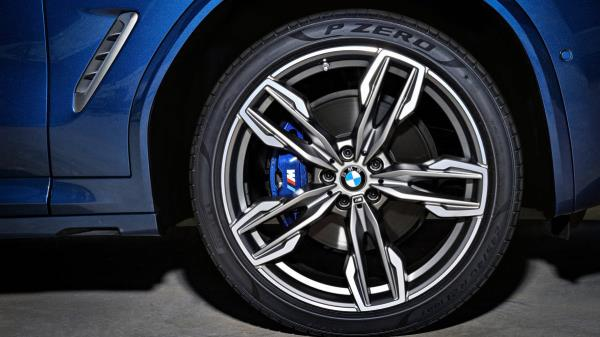 มุมมองภายนอกของ BMW X3 ปี 2018 ใหม่