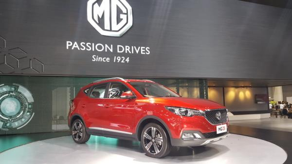 ​NEW MG 2018 ZS SMART SUV