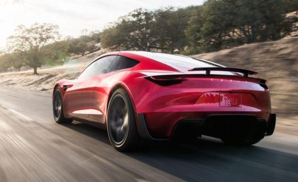 Tesla Roadster เตรียมอัพเกรดขึ้นไปอีกขั้น