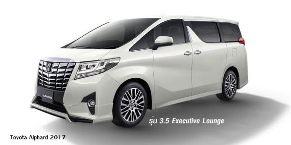Toyota Alphard 2018 เครื่องยนต์ 3.5