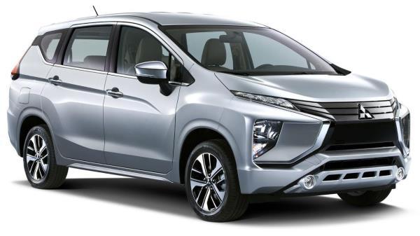 สุดยอดรถ MPV 7 ที่นั่ง Mitsubishi Expander 2018