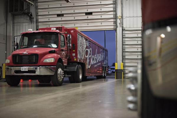 Bud Truck