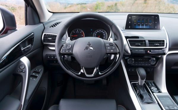 Mitsubishi Eclipse Cross 2018 ใหม่