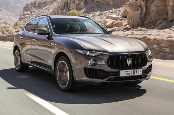 รูปลักษณ์ภายนอก ของ Maserati Levante 2017 ใหม่ สปอร์ต ปราดเปรียว ดุดัน