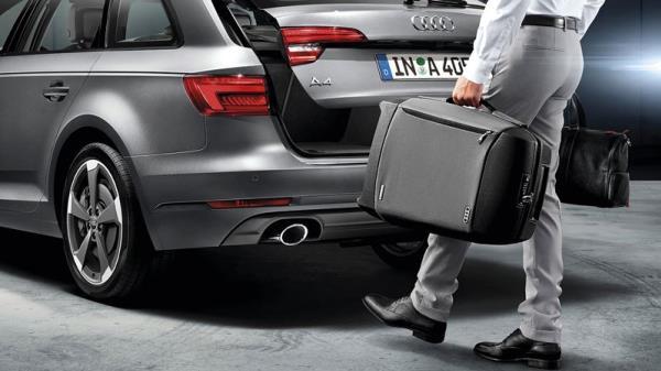 Audi A4 Avant Black Edition 2018 ดีไซน์ตกแต่งแบบสปอร์ตหรู
