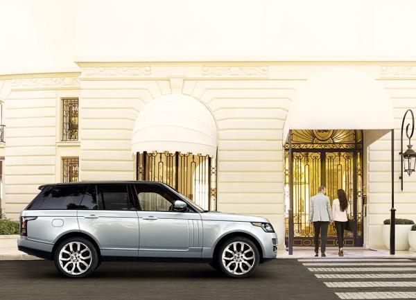 Land Rover Range Rover Exterior
